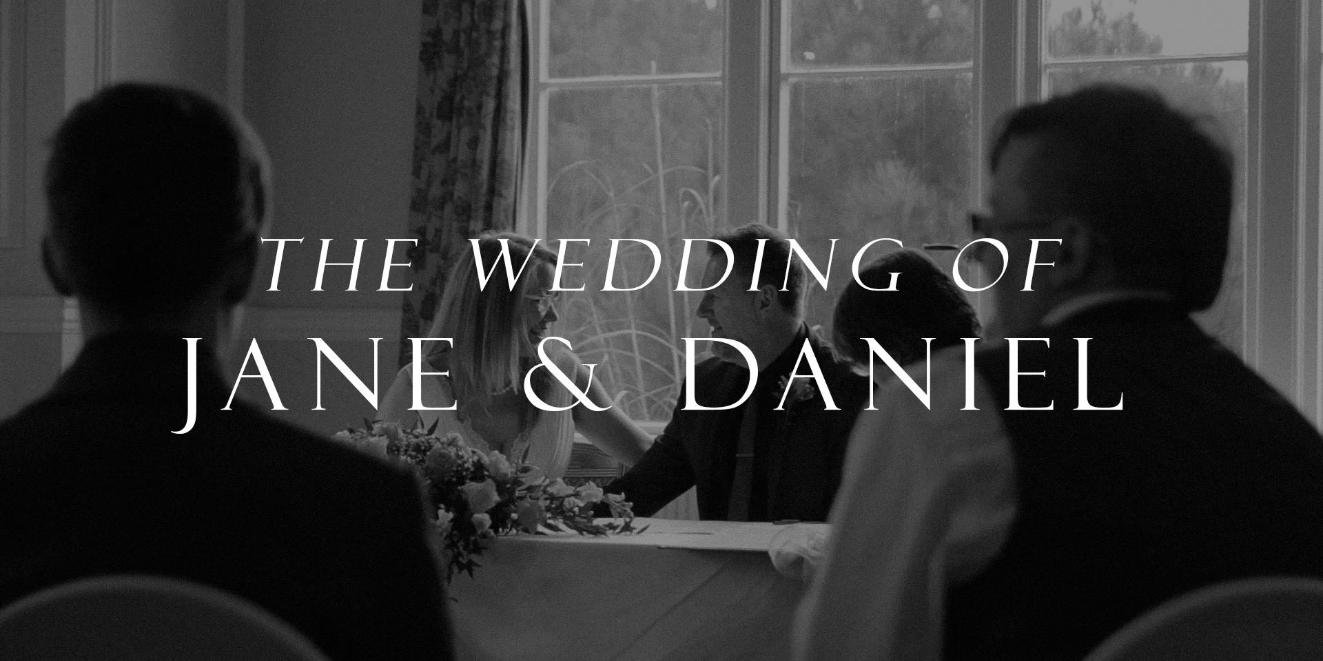 Jane and Daniel