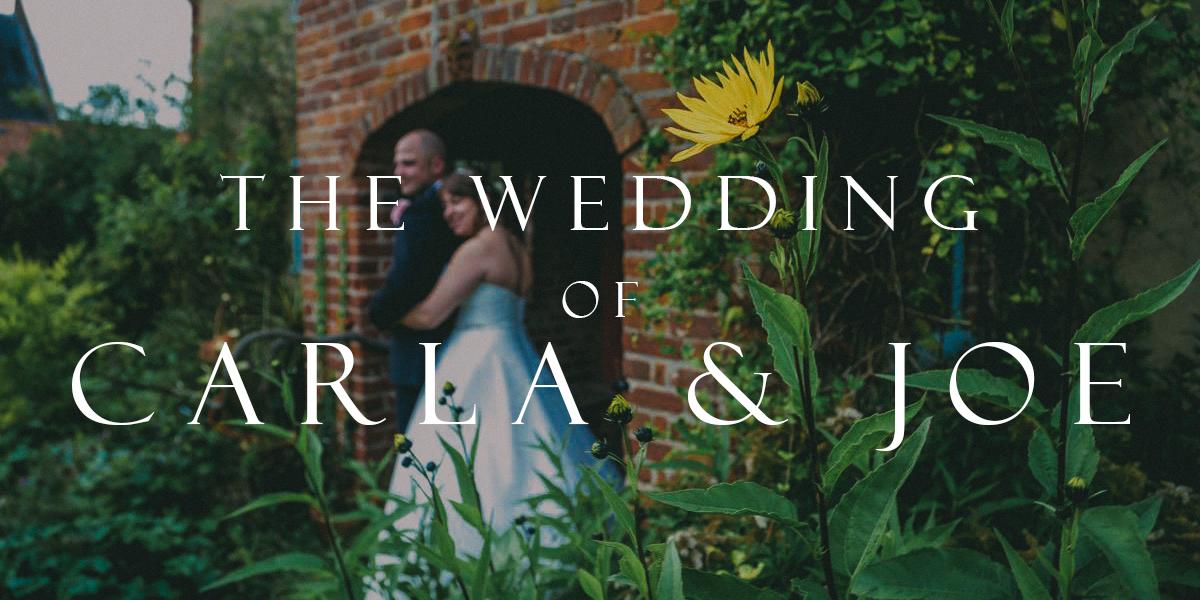 Carla and Joe